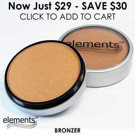 mineral makeup bronzer