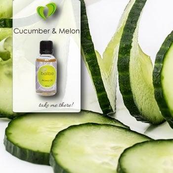 cucumber melon aroma oil