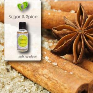 caramel-vanilla aroma oil