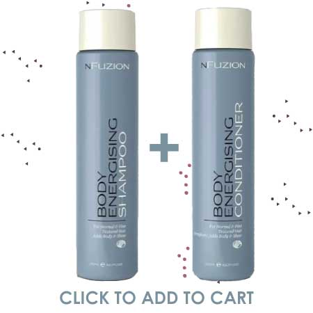 NFusion professional energising shampoo nz
